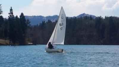 MINI 12 na Zbiljskem jezeru
