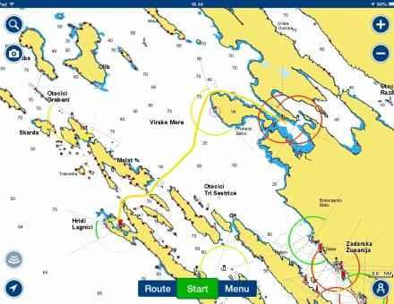 Dugi otok - Vrsi Mulo