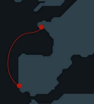 Volvo Ocean Race ruta od Lizbone do Lorient