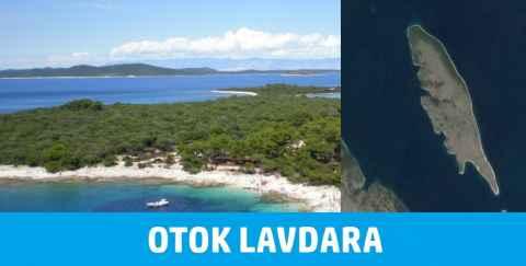 Otok Lavdara