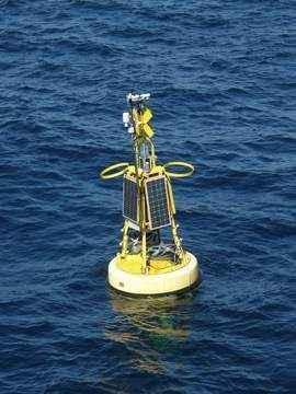 oceanografska boja E2-M3A