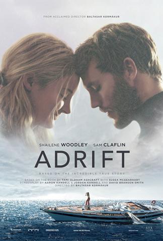 Izgubljena med valovi - Adrift 2018