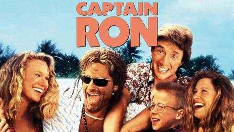 Capitan Ron 1992