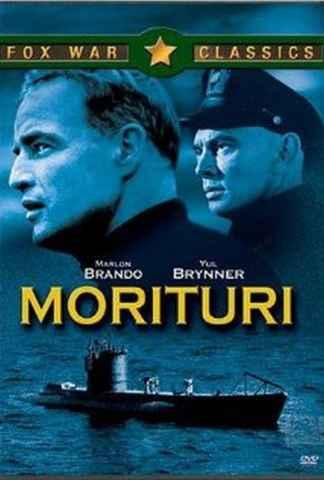 Naslovnica filma Morituri