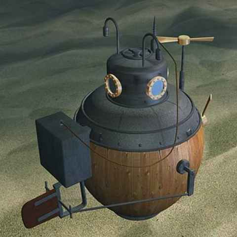 Podmornica ŽELVA