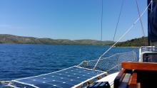 Pogled na Dugi otok