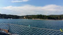 Na sidru v zalivu Artaturi